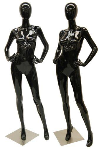 Abstract Display Mannequin Ladies Mannequin Display