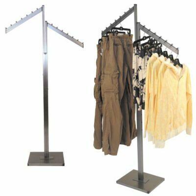Display Garment Rack, Store Clothing Rack, Clothing Displays