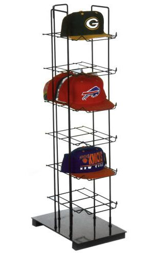 Display Baseball Caps Rack Millinery Display Rack Hats Store Display