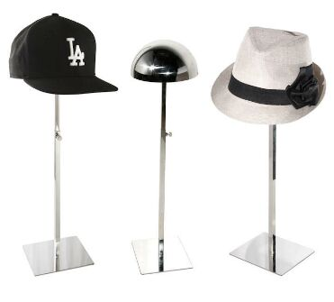 Counter Hat Display, Hat Holder, Millinery Display