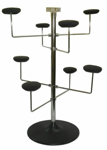 Bon Counter Hat Rack Wire Display Counter Top