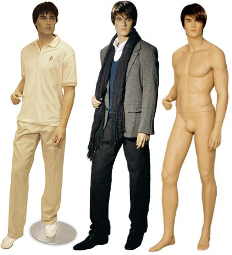 Cheap clothing stores Clothing store manikin