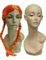 Female Display Head Forms, Mannequin Heads, Sunglass Displays, Wig Display Forms