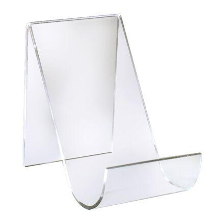 Clear Counter Handbag Display Purse Rack Holder Decorative