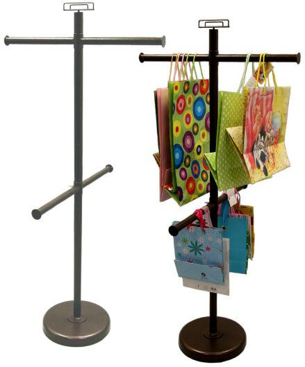 Ping Bags Display Rack Purse Totes Holder Decorative